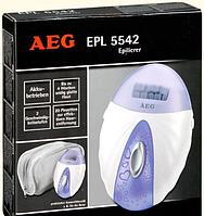 Эпилятор AEG EPL 5542 фиолетовый Германия Оригинал