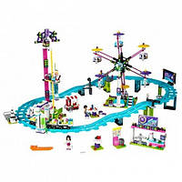 Конструктор Lego Friends Парк развлечений: американские горки (41130)