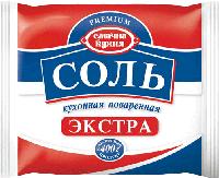 """Соль """"Экстра"""" кухонная поваренная 400г"""