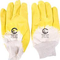 Перчатки рабочие защитные RECONIT мягкий манжет не полный залив