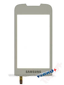 Тачскрин (сенсор) Samsung B7722, white (белый)