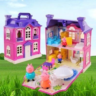 Игровой набор домик свинки Пеппы Dream House.