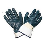 Перчатки МБС твёрдый манжет не полная заливка