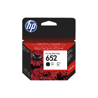 Картридж струйный HP No.652 DJ Ink Advantage 1115/2135/ 3635/3835 Black (F6V25AE)