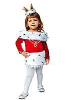 Маленькая королевна карнавальный костюм детский