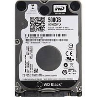 Жесткий диск WD 2.5 SATA 3.0 0.5TB 7200rpm 32Mb Cache Black 7mm