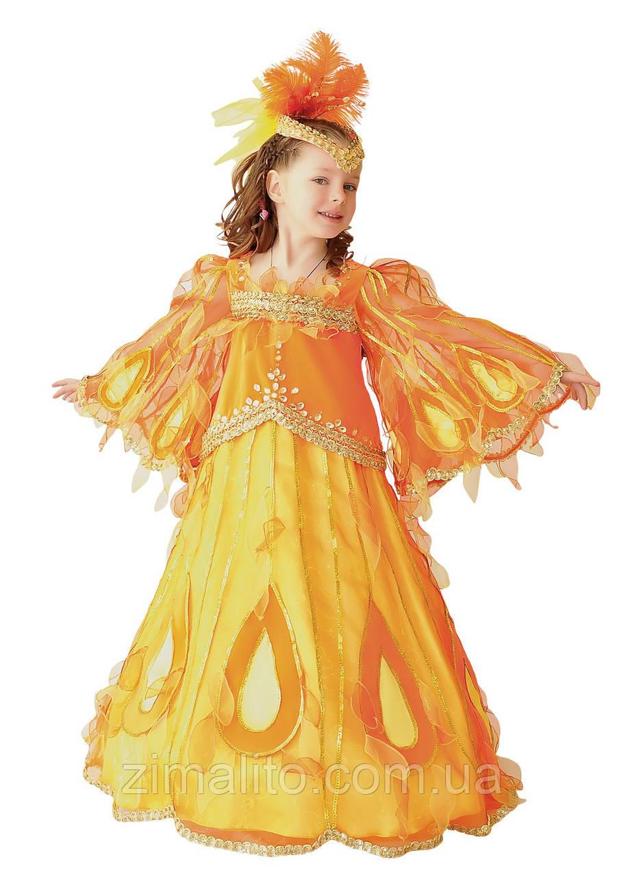 Жар-птица карнавальный костюм детский