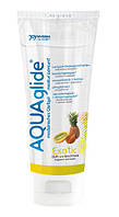 Оральный гель-лубрикант AQUAglide (экзотические фрукты) 100 мл