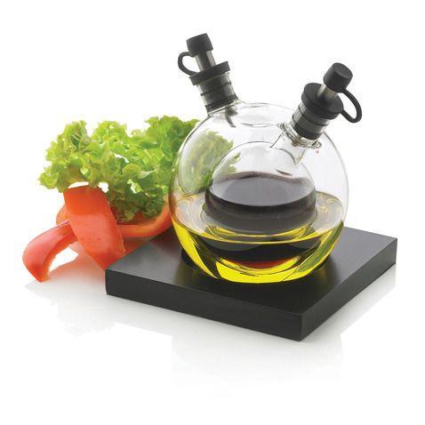 Ємність для зберігання масла і оцту (кухонний набір XD Design)