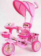 Детский трехколесный велосипед Panda