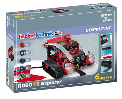 Конструктор Robo TXT Проводник для детей Fischertechnik FT-508778