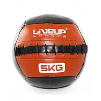 Мяч для кроссфита набивной 5 кг WALL BALL