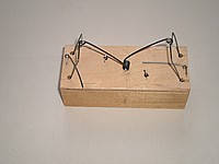 Мышеловка домик деревянный