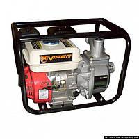Мотопомпа для полугрязной воды VIPER WP 20 CX
