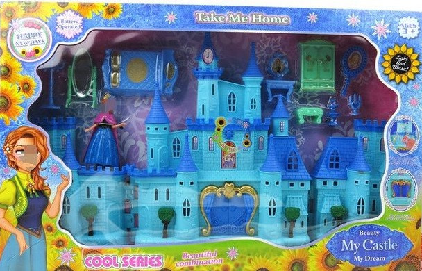 "Замок ""Frozen"""