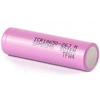 Аккумулятор Samsung ICR18650-26H 2600 mAh (оригинал)