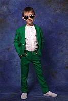 Костюм праздничный Лен брюки + пиджак