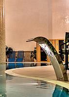 Нужен ли водопад для бассейна