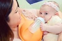 Органайзер для Мам Держатель Детской Бутылочки для Кормления Free Hand Bottle Holder