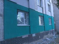 Утепление фасадов многоэтажных домов