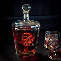 "Графин (декантер) для алкоголя ""Poison"""