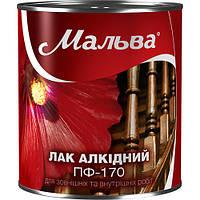 Лак алкидный ПФ-170 0,75л МАЛЬВА