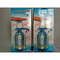 Помпа (насос) ручной для воды на бутыль Manual Water Pump