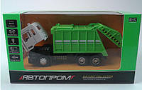 Машина метал. «АВТОПРОМ», батарейки, свет, звук, откр.двери, в коробке, 5007