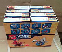 Конструктор Bozhi серия Nexo Knights 103-1/8 (Аналог Lego Nexo Knights) 8 видов ВЕСЬ НАБОР