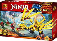 Конструктор Ninja Золотой дракон 31021