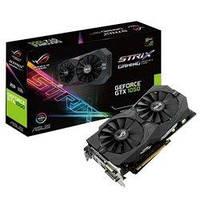 Видеокарта ASUS GeForce GTX1050 2048Mb ROG STRIX GAMING (STRIX-GTX1050-2G-GAMING)