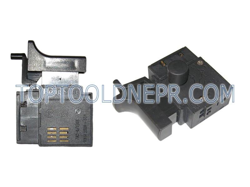 Кнопка для шуруповерта электрического Wintech WED-600