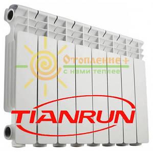 Радиатор алюминиевый TIANRUN PASSAT 500х80