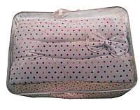 Комплект детского постельного белья 8 в 1, Звездочки