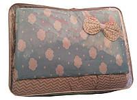 Комплект детского постельного белья 8 в 1, Облака
