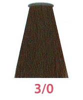 Фарба 3/0 Темно - коричневий 90 мл