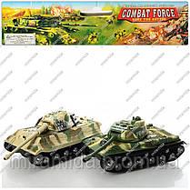 Инерционный детский танк 2 вида