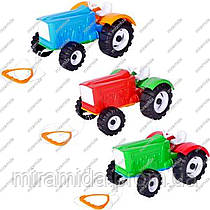 Трактор Шустрик-колхозник 3