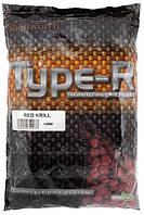 """Бойлы Richworth Type-R Shelf Life New 15мм 1кг """"Red Krill"""""""