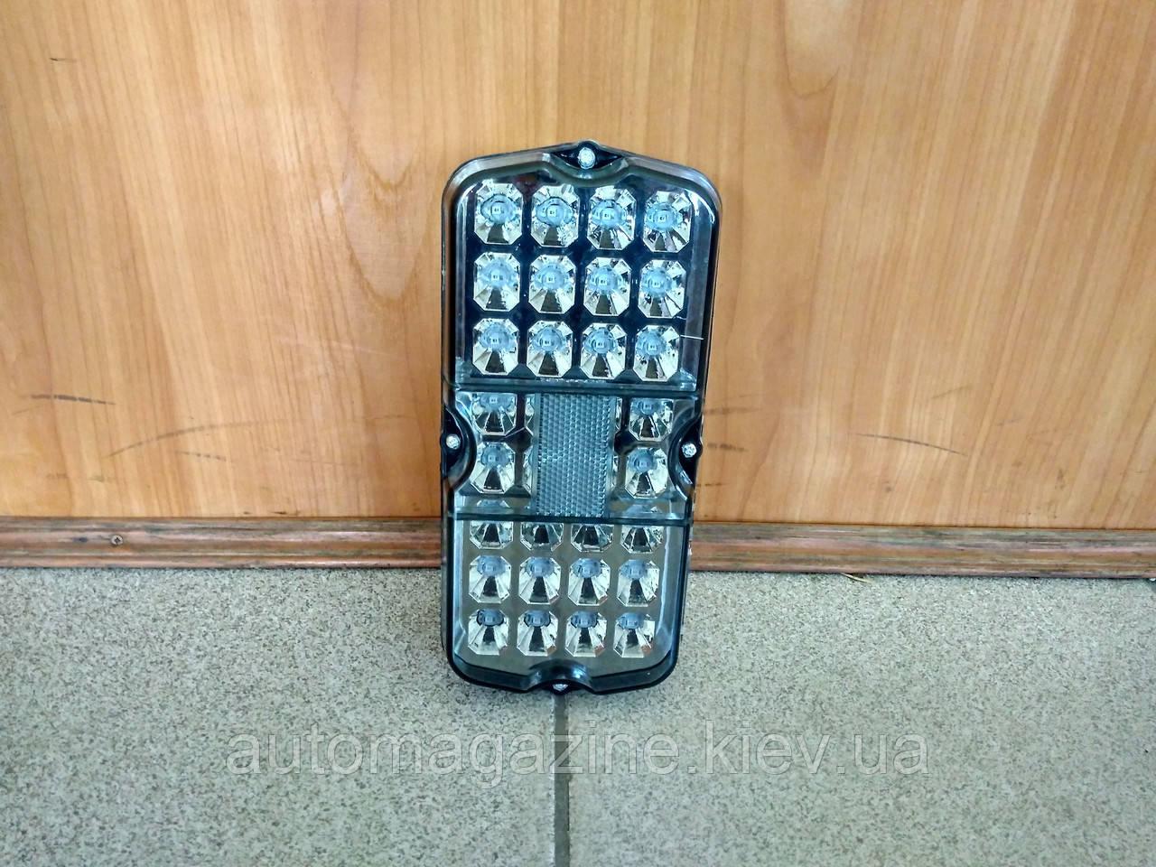 Ліхтар світлодіодний УАЗ (біле скло)