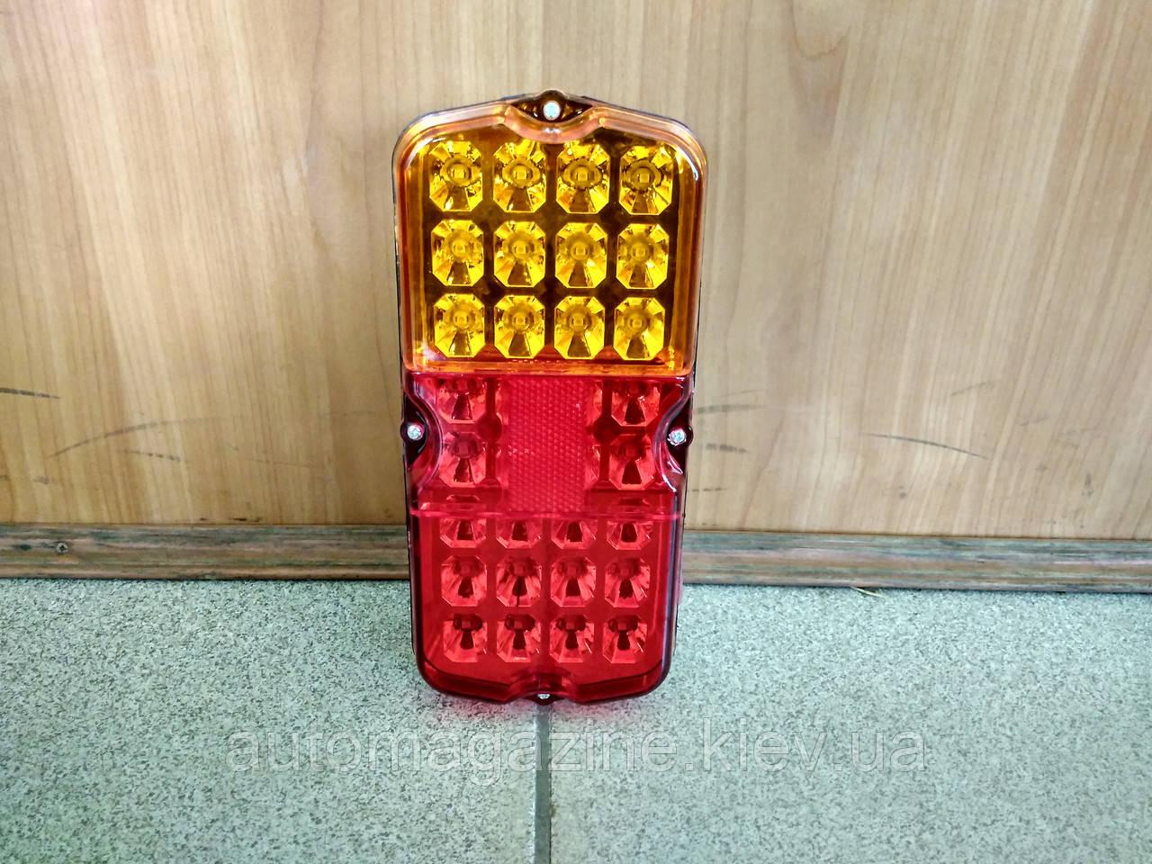 Фонарь задний УАЗ (светодиодный)