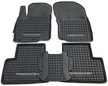 Коврики в салон Subaru Forester 2013 -> черный, кт - 4шт