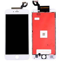 Дисплей iPhone 6S Plus (5.5) айфон с тачскрином в сборе, цвет белый