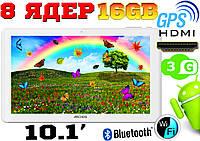 Лучший  планшет Lenovo Archos, 8 core,10.1'', 1Gb/16 Gb, GPS, HDMI, 3G