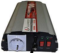 Инвертор напряжения Luxeon IPS-1000MC, преобразователь 12 в 220