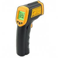 Промисловий інфрачервоний термометр AR-360A+ (Пірометр/-50*360C)
