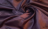 Атлас (бордовый) ткань