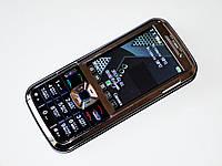 Телефон DONOD D909 - 2Sim+TV+BT+Cam+FM - металлический корпус