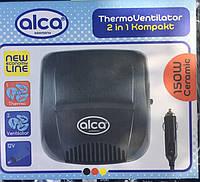 Тепловентилятор автомобильный- вентилятор керамический 12V 2в1 ALCA 544 200 Германия, фото 1