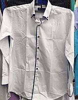 Детская рубашка школьная на мальчика